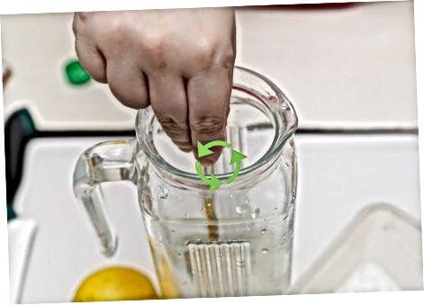 制作简单的碳酸柠檬水