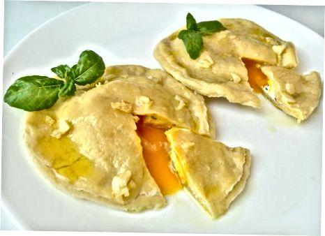 სამზარეულო Ravioli