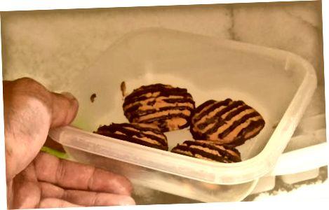 Замрзавање колачића