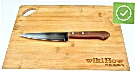 Нарізка ножем