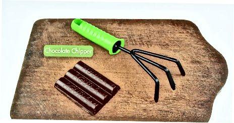 Використання шоколадного відбивача