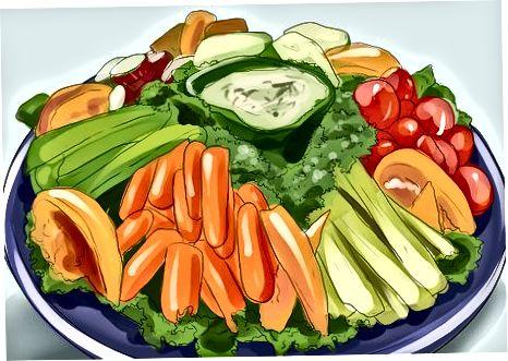 Pomoč otrokom pri uživanju zelenjave