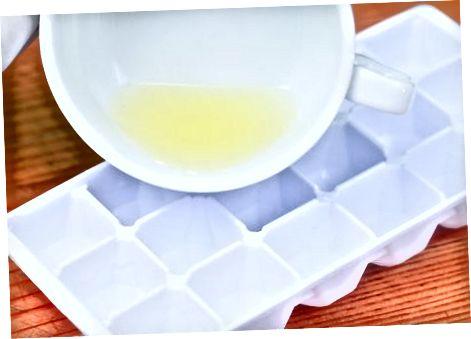 Прављење и замрзавање лимуновог сока