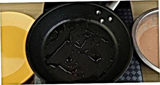 """""""Vegan Chocolate Crepes"""" gaminimas [4] X tyrimų šaltinis"""