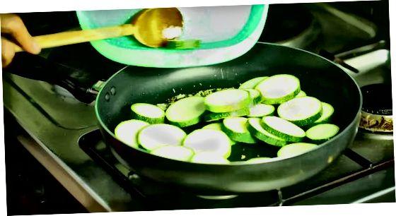 Sauted Zucchini
