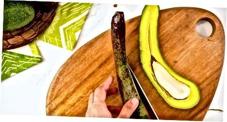 Замрзавање авокада