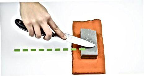 Оштрење ножа