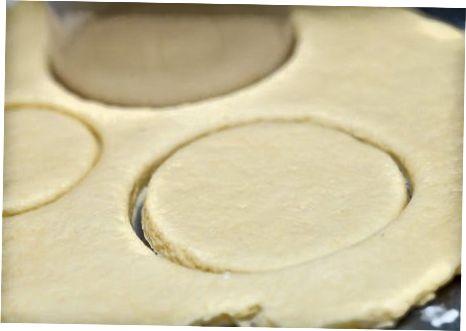 Výroba sušenek od nuly