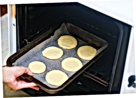 Kriimust küpsiste valmistamine