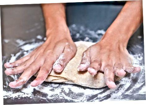 Küpsiste valmistamine segust