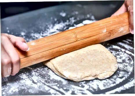 Výroba sušenek z mixu