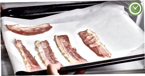 Congelando seu bacon
