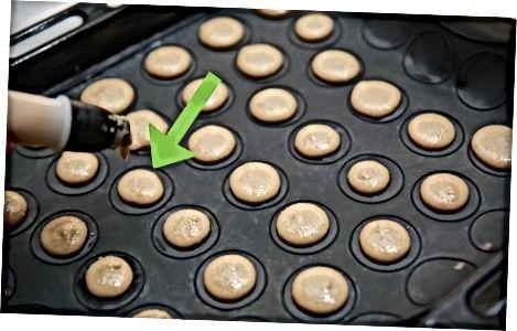 Cookie ნაწილის დამზადება