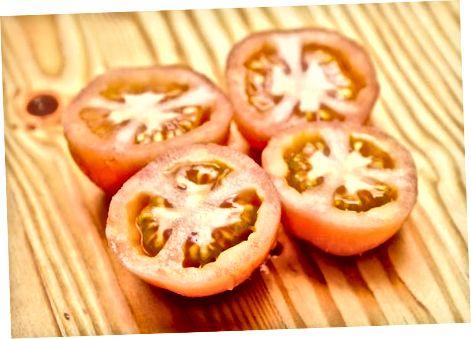 Pomidorlarni quritish