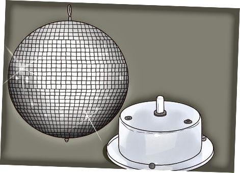 Запалення диско-кулі