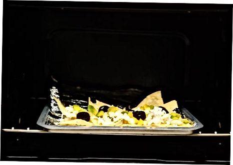 Vegeterian Nachos