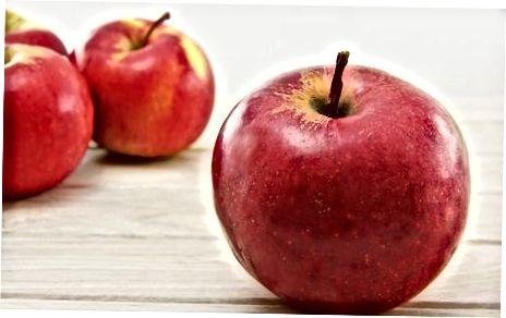 Val av frukt för torkning