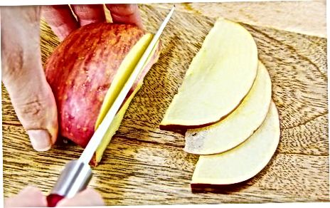Förbereda frukter för torkning