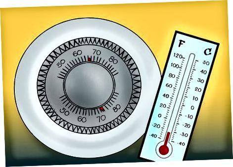 थर्मोस्टेट टिंकरिंग विधि
