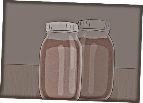 Хранение использованной кофейной гущи