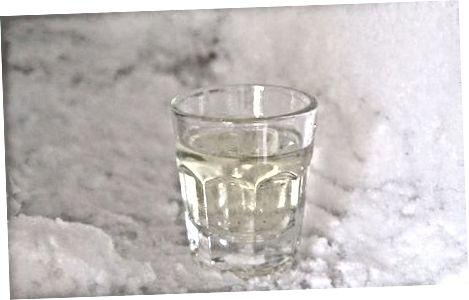 Schnaps einfach trinken