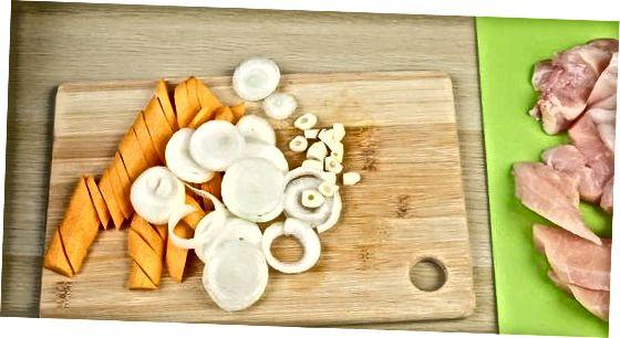 Dieetcokeskip op het Fornuis koken