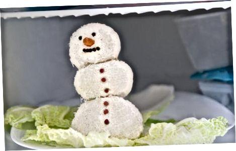 Snowman pishloqiga xizmat qiling