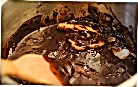 """""""Tangerine Fudge"""" torto paruošimas"""
