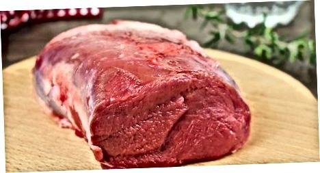 मांस भिगोना