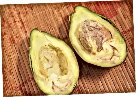 Чување и употреба вашег авокада