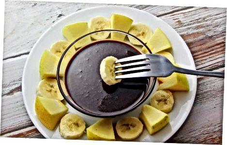 Piftimi i Nutelës me Fruta