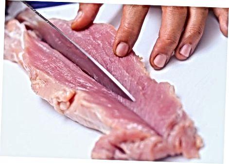 Methoden zur Zubereitung von Schweinefilet