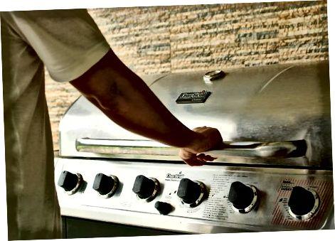 Puhastage oma grill