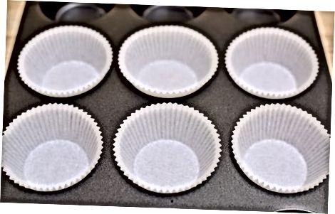 საცხობი cupcakes