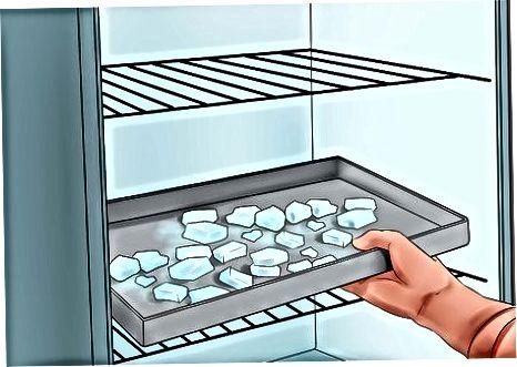 Пушење сира у празном фрижидеру