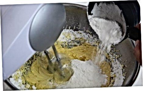 Glacê de creme de manteiga