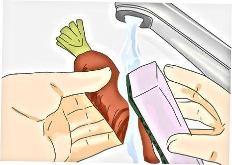 Складиштење и употреба шаргарепе