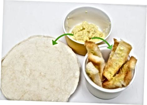 Libanesische Knoblauchpaste (Toum)