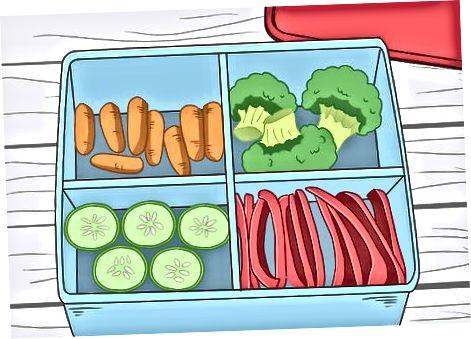 Организовање здравог фрижидера