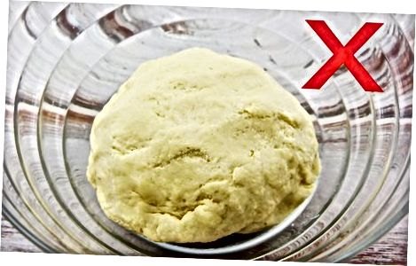 キャッサバ粉を代替品として使用