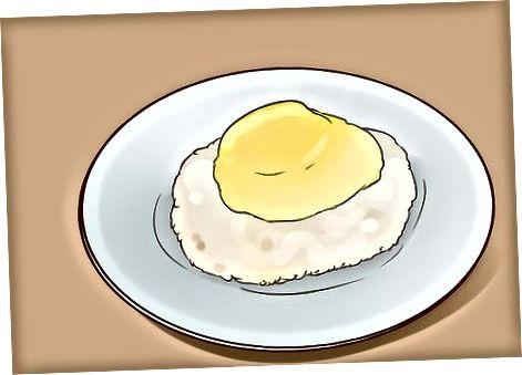 Ochishdan keyin tuxumni pasterizatsiya qilish