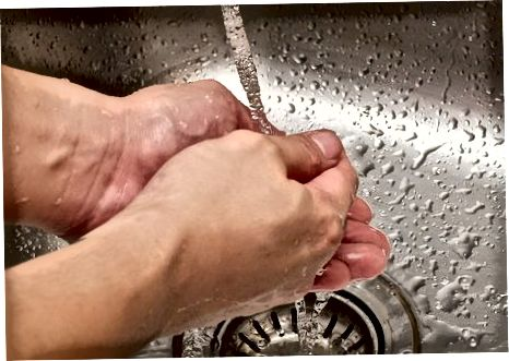 Vaditi varno higieno