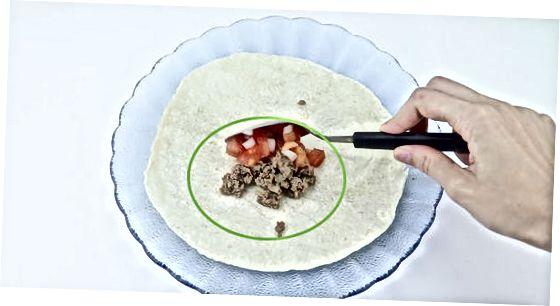 Përgatitni Tortilla