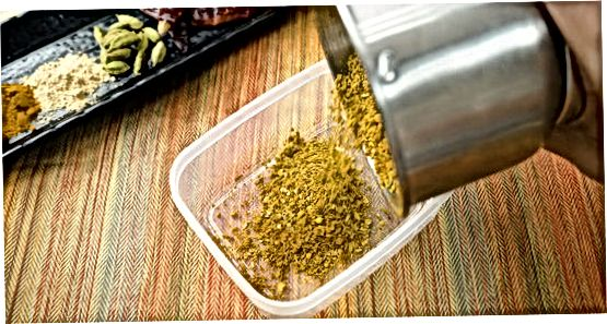 Whole Spice Curry Powder