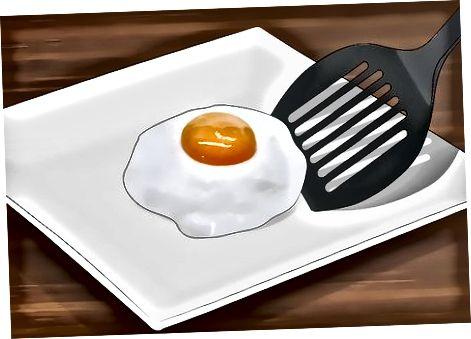 锅里煎鸡蛋
