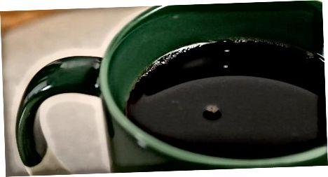 कॉफी तयार करणे