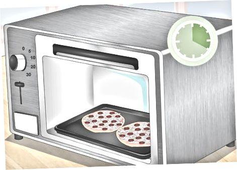Gatimi i një Pica Mini Pita