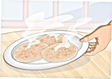 Ushqimi i Pitës me salcat e zhytjes