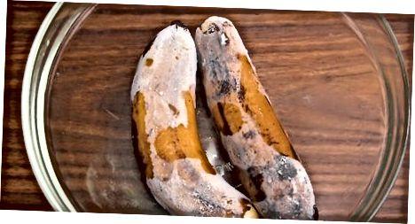 Bananlarni tabiiy ravishda eritish