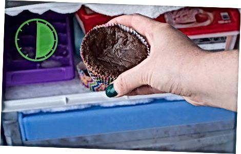 Shokolad stakanlarini shakllantirish